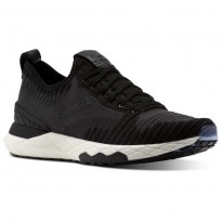 Reebok Floatride 6000 Lifestyle Shoes Womens Black/Coal/White CN1762