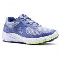 Reebok Harmony Road Running Shoes Womens Lilac Shadow/Deep Cobalt/Lucid Lilac BS8522