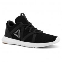 Reebok Reago Training Shoes Mens Black/Alloy/Field Tan/White CN4624