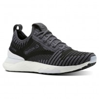 Reebok Floatride 6000 Lifestyle Shoes Womens Black/Ash Grey/White CN5261