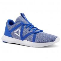 Reebok Reago Training Shoes Mens Vital Blue/White/Black CN5128