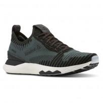 Reebok Floatride 6000 Lifestyle Shoes Mens Chalk Green/Coal CN2867