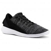 Reebok Ardara Walking Shoes Womens Black/White CN2122