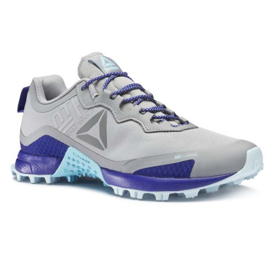 Reebok All Terrain Running Shoes Womens Cool Shdw/Blue Move/Drmy Blue/Dgtl Blue/Shark CN5246