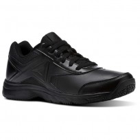 Reebok Walk Walking Shoes Mens Black BS9524