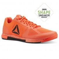 Reebok Speed Training Shoes Mens Atomic Red/Black CN5353