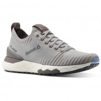 Reebok Floatride 6000 Lifestyle Shoes Womens Powder Grey/Stark Grey/Smoky Taupe/White CN1761