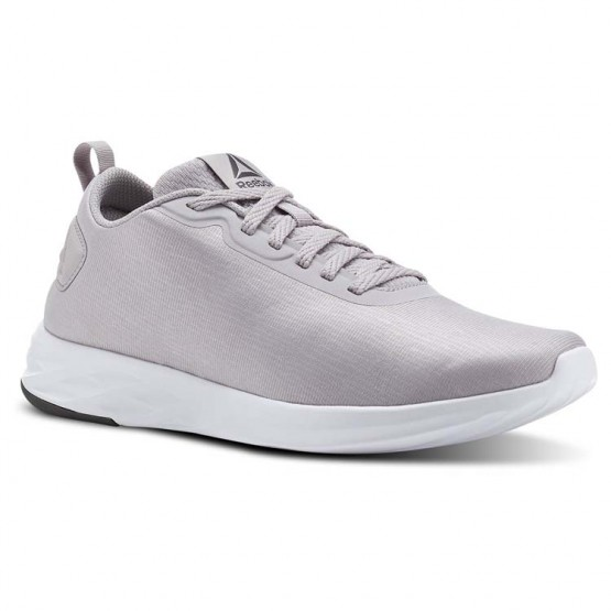 Reebok Astroride Walking Shoes Womens Lavendar Luck/Ash Grey/White CN2337