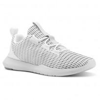 Reebok Reago Training Shoes Womens White/Skull Grey/Porcelain/Field Tan CN5182