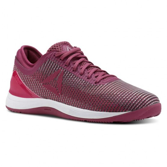 Reebok CrossFit Nano Shoes Womens Twisted Berry/Twisted Pink/Wht/Infused Lilac CN2978