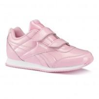Reebok Royal Classic Jogger Shoes Girls Ptnt-Light Pink/White CN4961