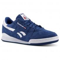 Reebok Phase 1 Pro Shoes Mens Estl-Bunker Blue/White CN3427