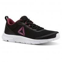 Reebok Speedlux 3.0 Running Shoes Womens We-Black/Twisted Berry CN5417