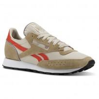 Reebok Classic 83 Shoes Mens Retro-Super Neutral/Parchment/Carotene/White CN3597