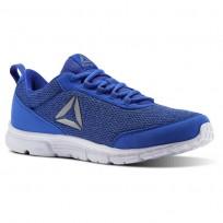 Reebok Speedlux 3.0 Running Shoes Mens Acid Blue/Colle Navy/Elec Flassh/Wht/Pwtr CN1432