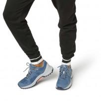 Reebok Sawcut Walking Shoes Womens Blue Slate/Cloud Grey/Collegiate Navy/Digital CN5020