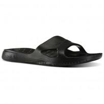 Reebok Kobo H2OUT Slippers Mens Black V70357