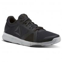 Reebok Flexile Training Shoes Mens Coal/Black/Alloy/Skull Grey CN1024