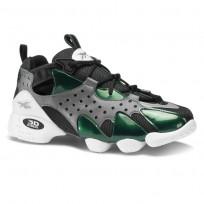 Reebok 3D OP. Shoes Mens Og-True Grey/Opus Green/Black/White CN6794