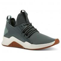 Reebok Guresu 2.0 Studio Shoes Womens Chalk Green/Industrial Green/Chalk/Gum CN5051