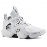 Reebok 3D OP. Shoes Mens St-Skull Grey/Digital Green/White CN3826