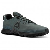 Reebok All Terrain Running Shoes Mens Chalk Grey/Black/Ash Grey CN5244