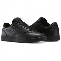 Reebok Royal Techque Shoes Mens Black/Black BS9090