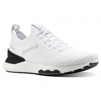 Reebok Floatride 6000 Lifestyle Shoes Mens White/Black/Spirit White CN5262