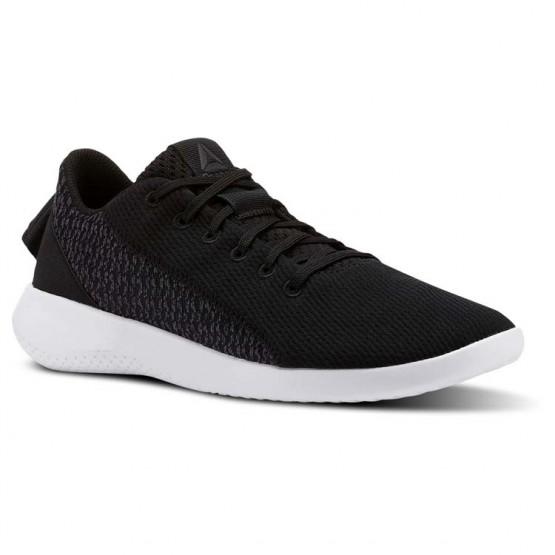 Reebok Ardara Walking Shoes Womens Black/Ash Grey/White CN4698