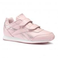 Reebok Royal Classic Jogger Shoes Girls Pastel/Practical Pink/White CN4809