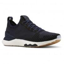 Reebok Floatride 6000 Lifestyle Shoes Mens Collegiate Navy/Black/White/Gum CN2868