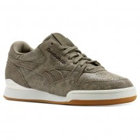 Reebok Phase 1 Pro Shoes Womens Exotics-Terrain Grey/Chalk/Pale Pink/Gum CN3696