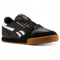 Reebok Phase 1 Pro Shoes Mens Gum-Black/White/Red CN3400