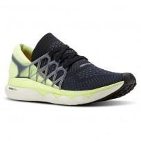 Reebok Floatride Run Running Shoes Mens Night Navy/Smoky Indigo/Smoky Indigo BS8128