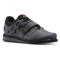 Reebok Lifter PR Shoes Mens Ash Grey/Black/White BD2631