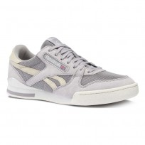 Chaussure Reebok Phase 1 Pro Homme Grise/Lavage Jaune CN3745