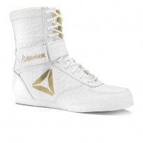 Reebok Boxing Tactical Shoes Mens White/Gold CN5104