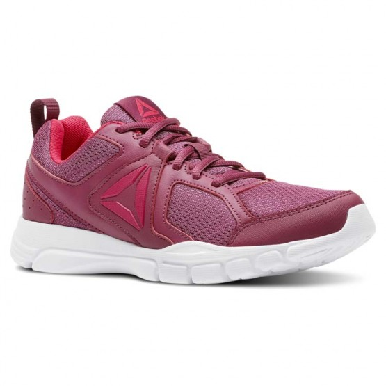Reebok 3D FUSION TR Training Shoes Womens Twisted Berry/Twisted Pink/White CN5257