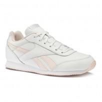 Reebok Royal Classic Jogger Shoes Boys Skull Grey/Tin Grey/White CN4619