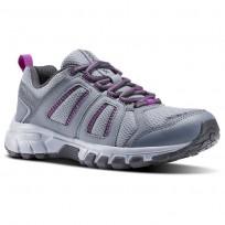Reebok DMX Ride Comfort RS 3.0 Walking Shoes Womens Meteor Grey/Asteroid Dust/Ash Grey BS5419