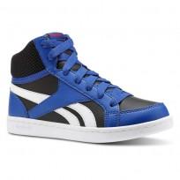Reebok Royal Prime Shoes Boys Coll Royal/Black/White/Primal Red CN4756