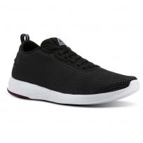 Reebok ASTRO WALK 60 Walking Shoes Mens Black/Rustic Wine/Cool Shadow/White CN2330