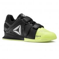 Reebok Legacy Lifter Shoes Womens Black/Electric Flash/Black/White BS8219