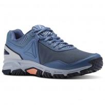 Reebok Ridgeride Trail 3.0 Walking Shoes Womens Blue Slate/Cloud Grey/Collegiate Navy/Digital CN4617
