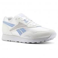 Reebok Rapide MU Shoes Mens We-White/Aviator Blue/Skull Grey CN8262