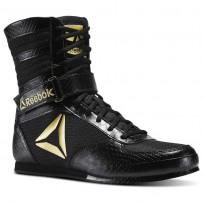 Reebok Boxing Tactical Shoes Mens Black/Gold CN5079