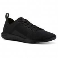 Reebok Astroride Walking Shoes Mens Black/Ash Grey CN2352