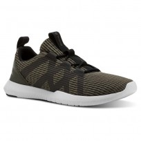 Reebok Reago Training Shoes Mens Dark Cypress/Black/Porcelain CN5126