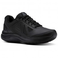 Reebok Walk Walking Shoes Mens Black/Alloy BS9534