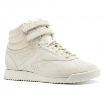 Reebok F/S HI RIPPLE Shoes Womens Chalk CN3403